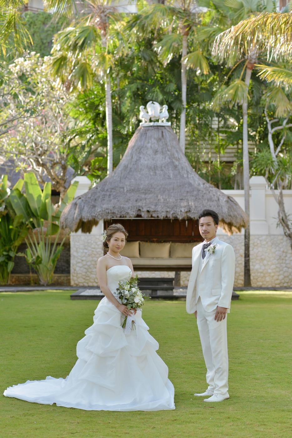 バリ島レンタルドレス