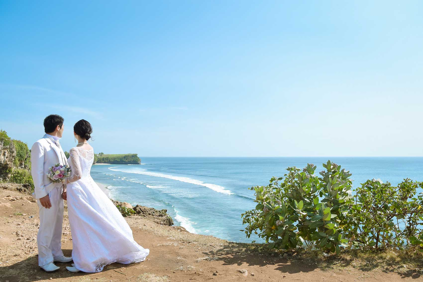 Barangan beach prewedding