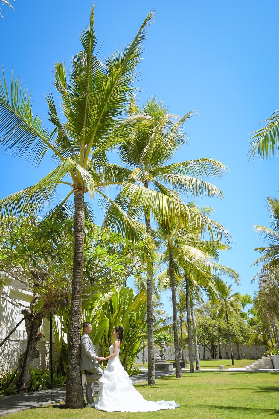 バリ島プリサントリアンホテル