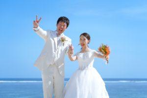 H&A様の結婚写真