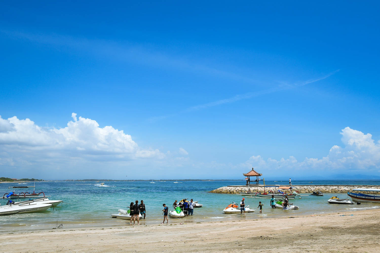 バリ島 ベノアビーチ
