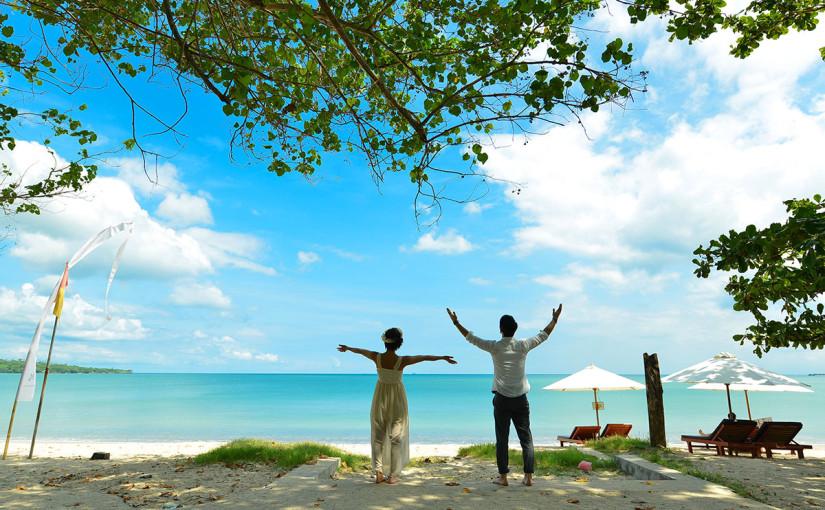 【お客様レポ #003】ジンバランビーチでフォトツアー撮影 S様 & M様