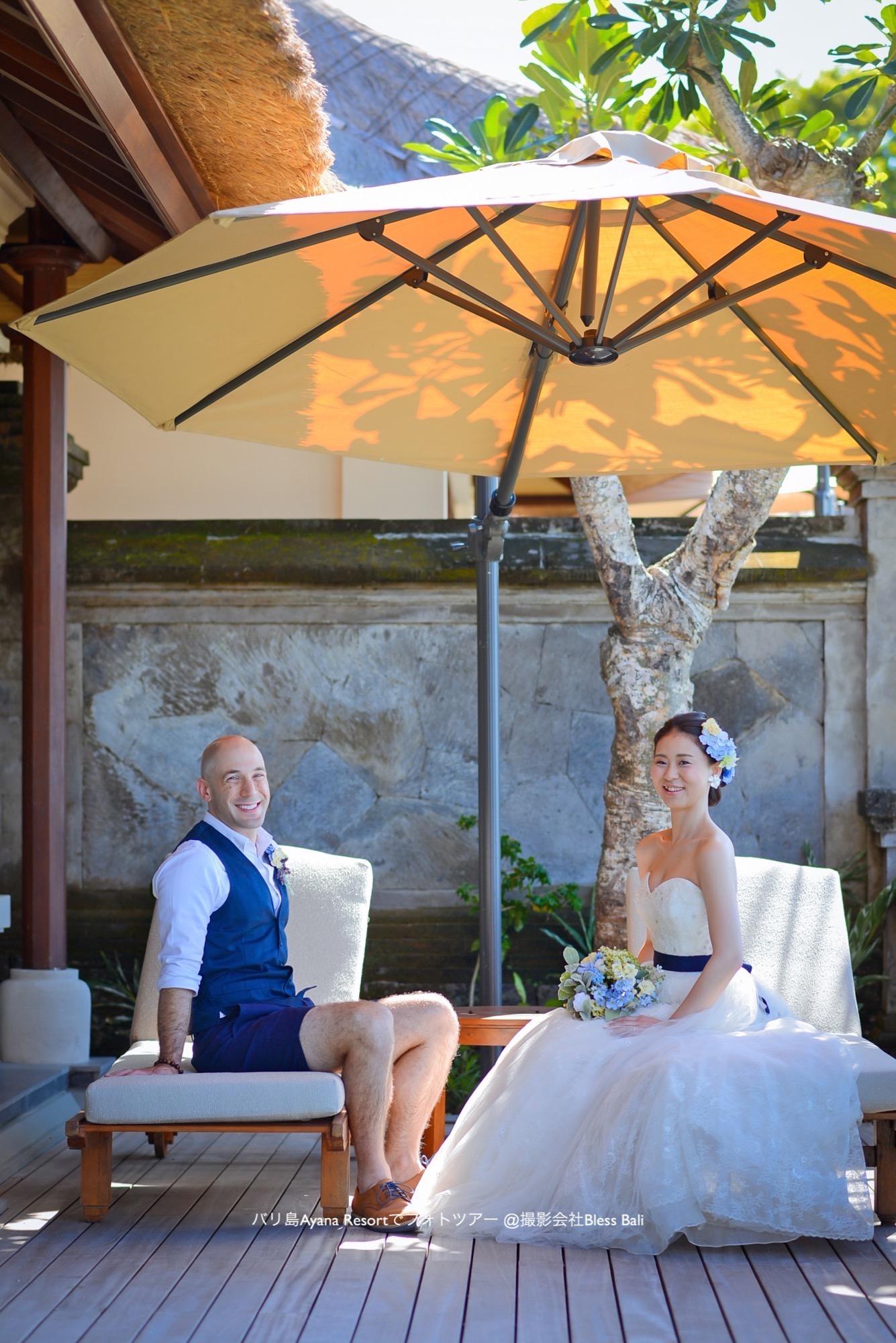 フォーシーズンズ・ジンバラン 結婚写真