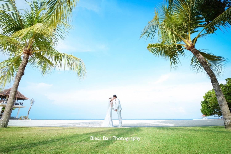 バリ島ビーチフォト