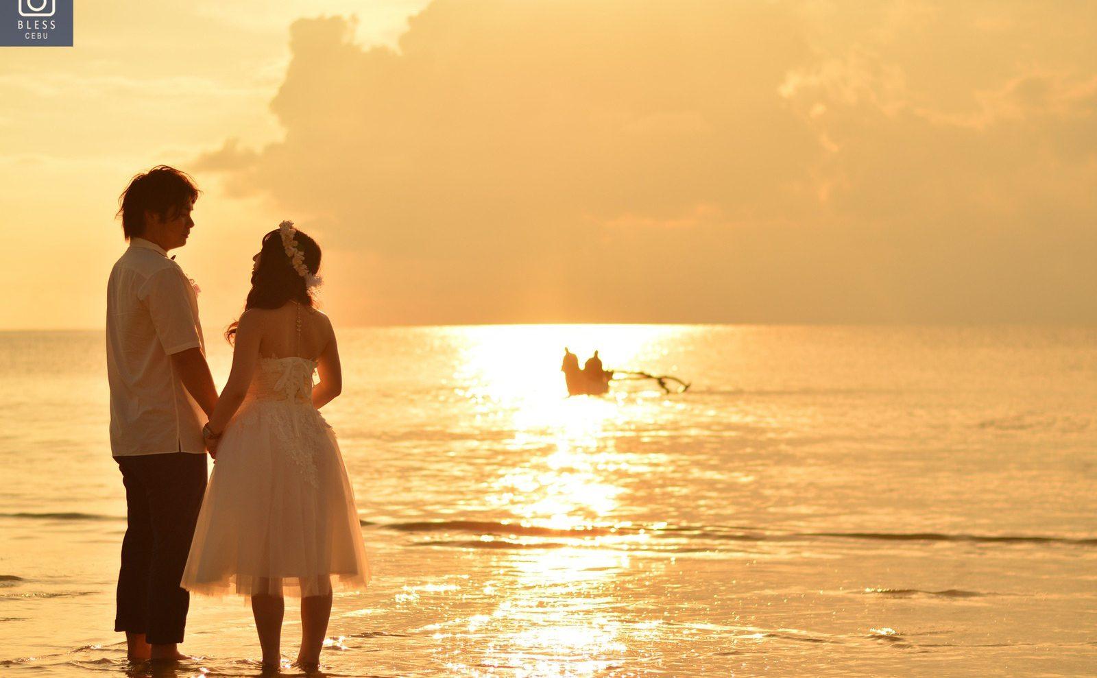 【お客様レポ#196】ベノアビーチ&ジンバランビーチでたっぷり撮影 H&T様