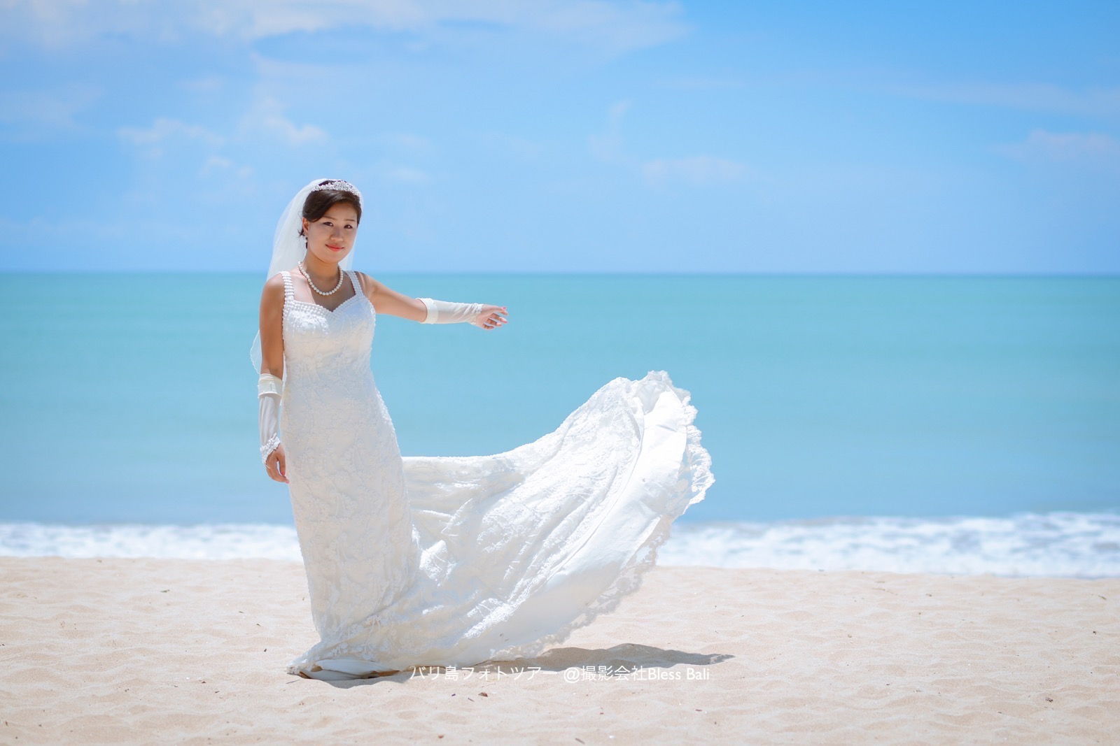 バリ島 レンタルドレス