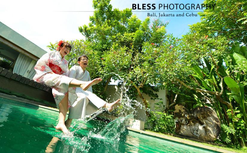 【お客様レポ #007】リピーターのお客様 K & M様、浴衣やサマードレスで1日フォトプラン by Hashimoto