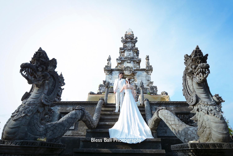バリ島寺院フォト