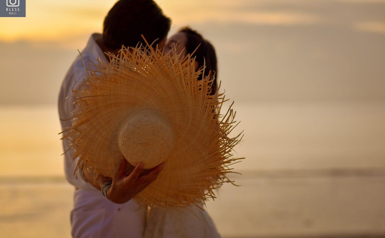 【お客様レポ#198】Jimbaran beachでサンセットフォト M&Y様