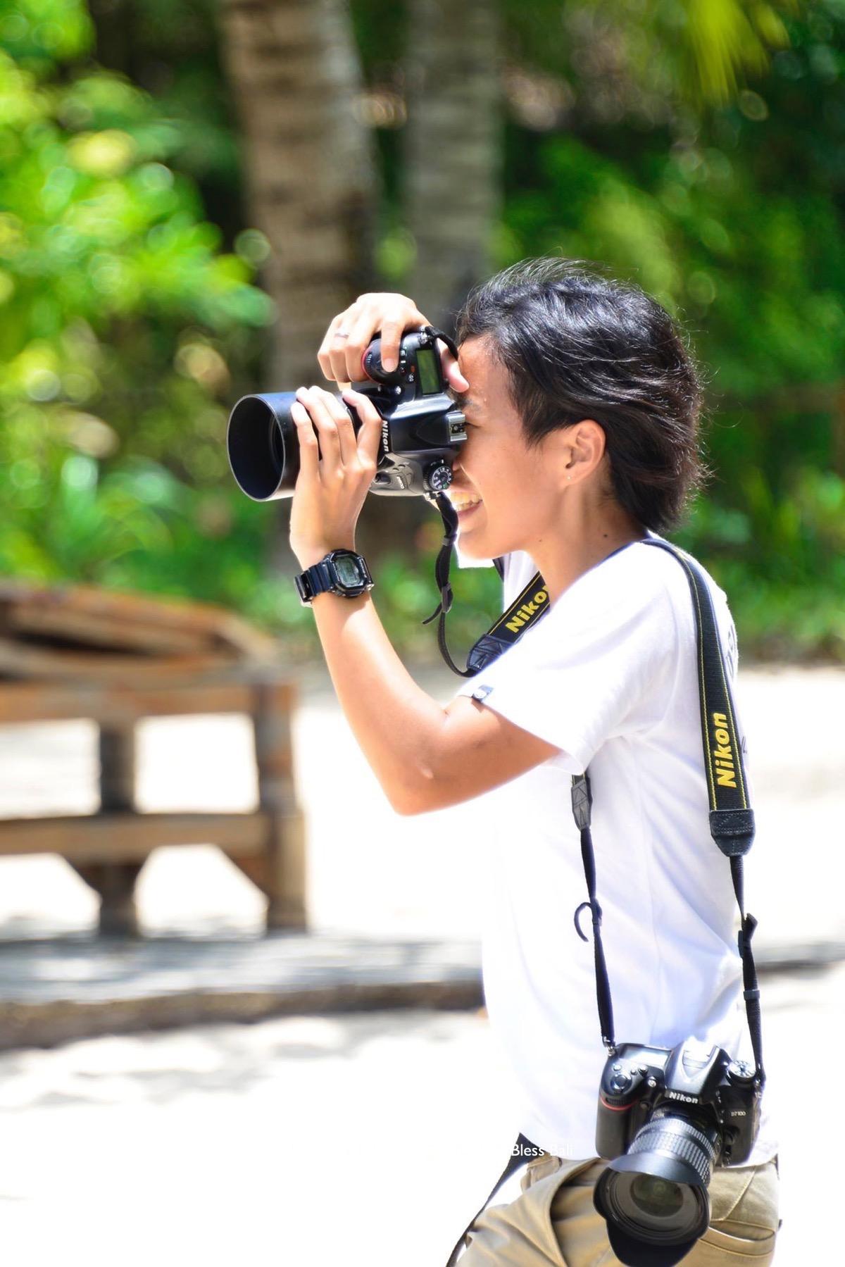 バリ島カメラマン ナツキ