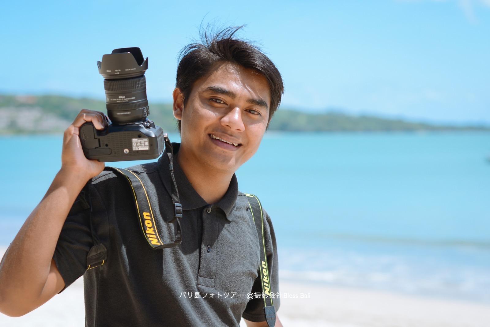 カメラマン デニー