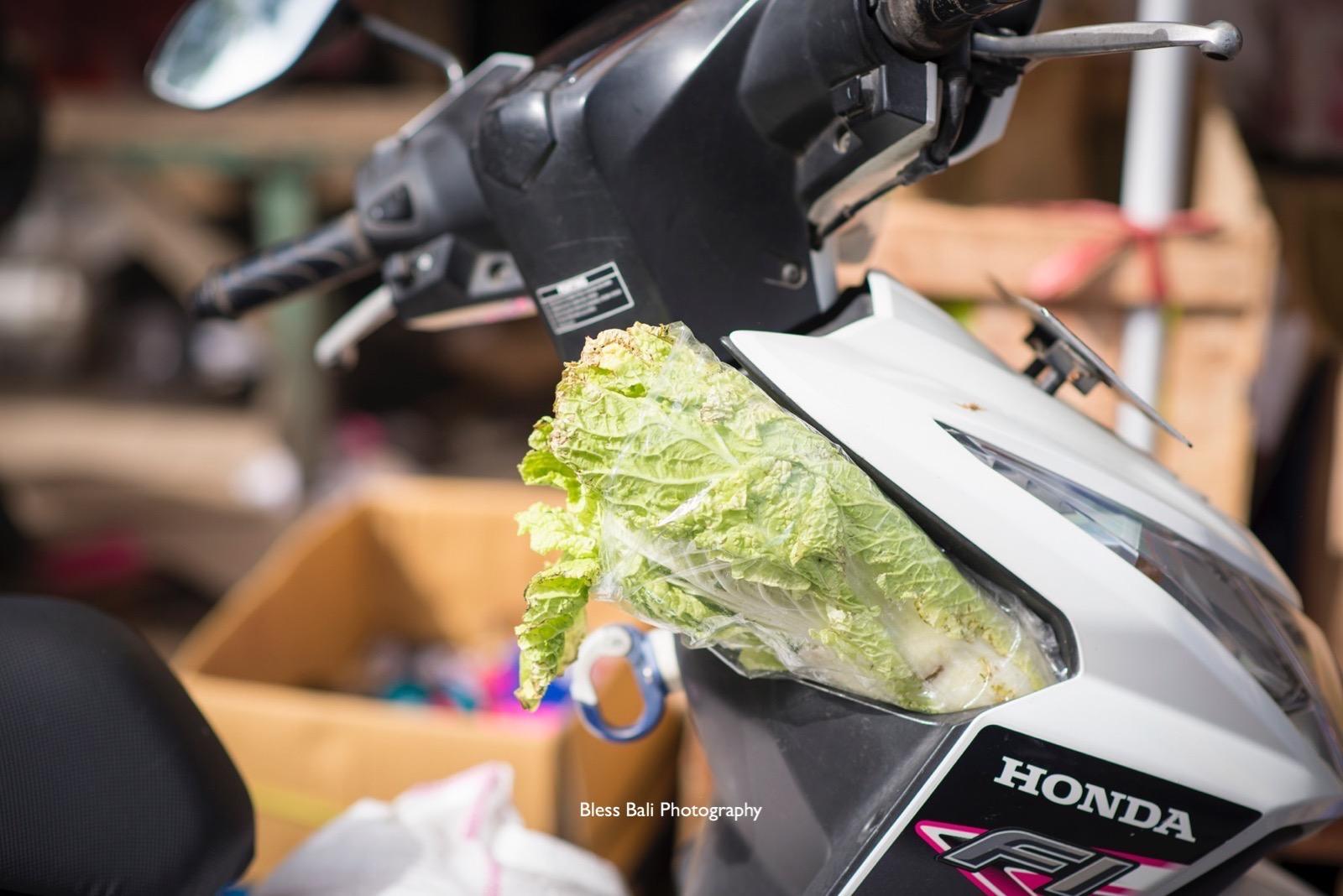 バリ島のバイク