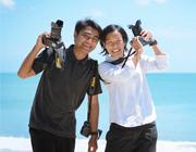 2カメラマン