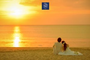 bali sunset wedding